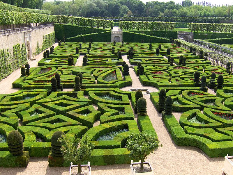 French parterre garden photos cheaperfloors for Jardin renaissance